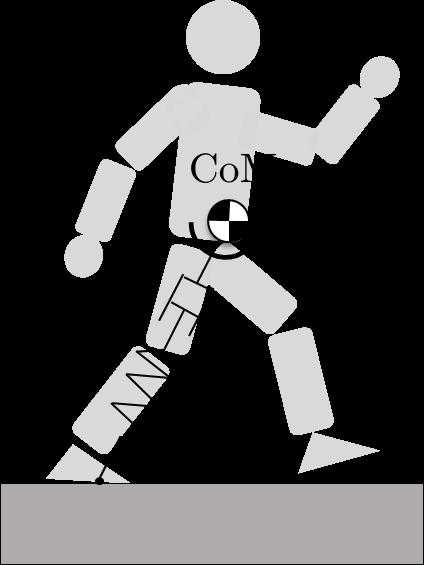 New paper on optimal control of SLIP model